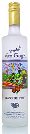 Vincent Van Gogh Vodka Raspberry